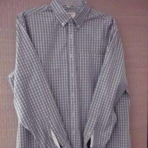 OLD NAVY classic button down shirt, XL